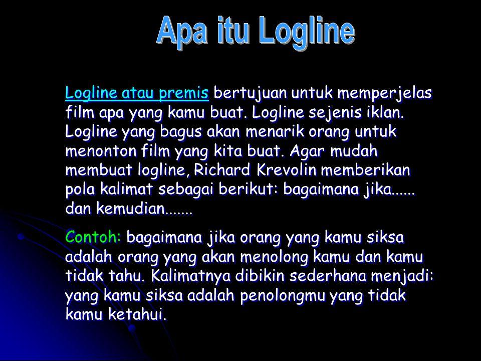 Apa itu Logline