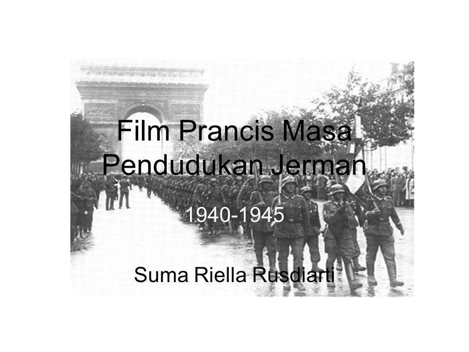 Film Prancis Masa Pendudukan Jerman
