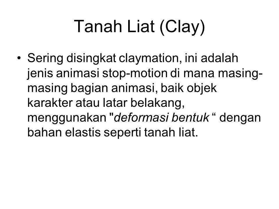Tanah Liat (Clay)