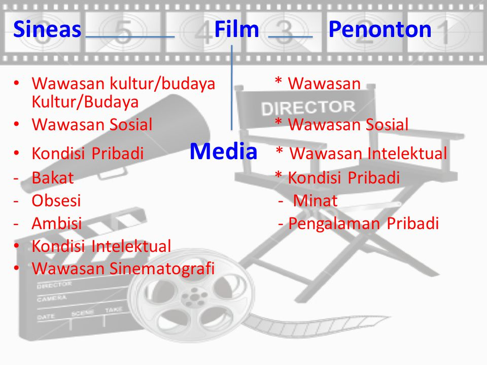 Sineas Film Penonton Wawasan kultur/budaya * Wawasan Kultur/Budaya