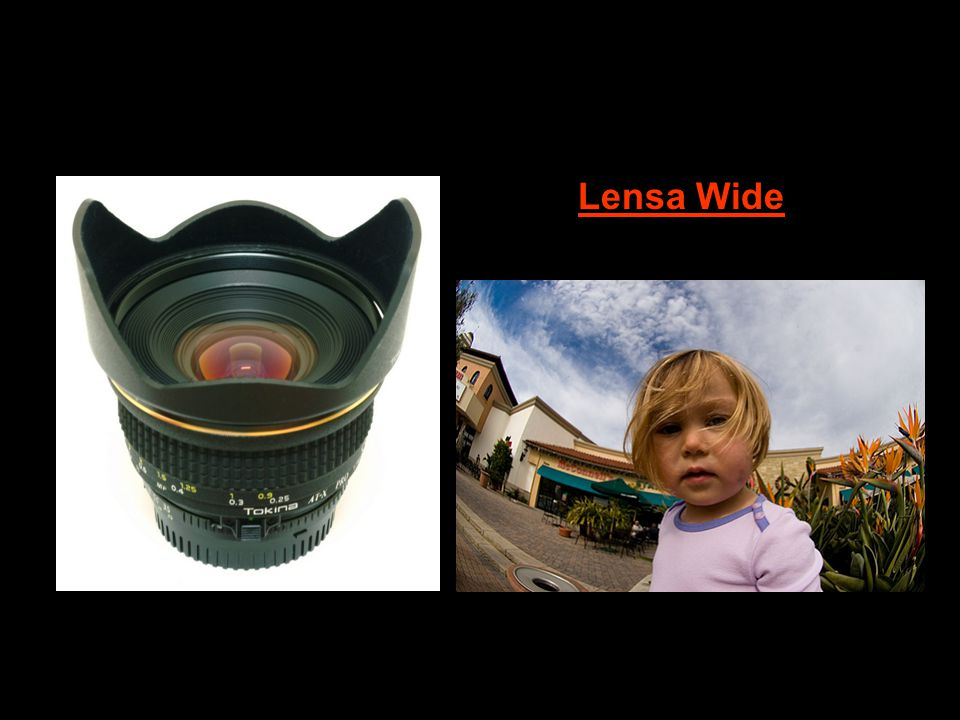Lensa Wide