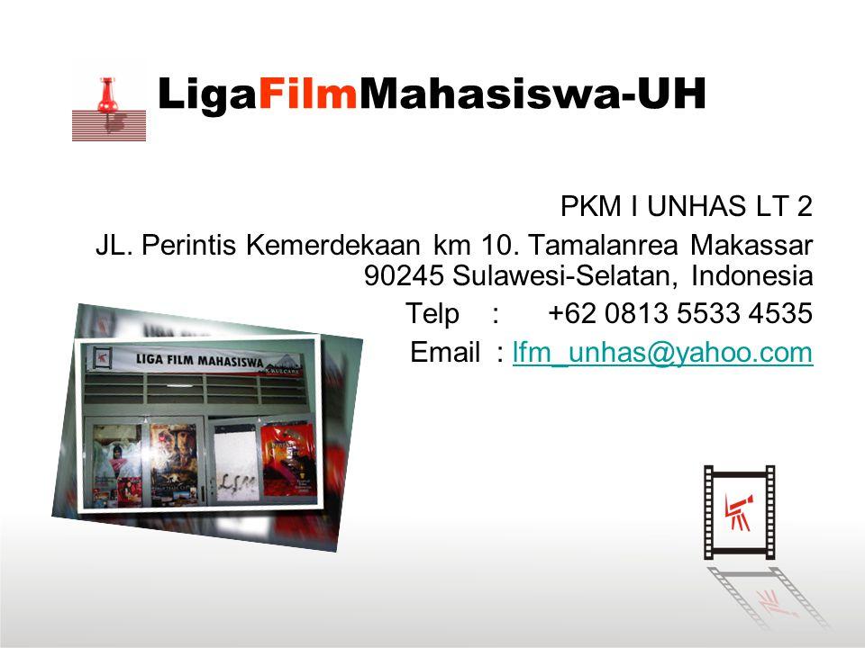 LigaFilmMahasiswa-UH