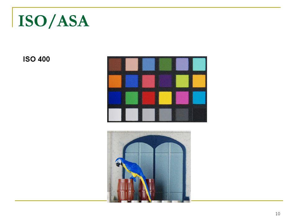 ISO/ASA ISO 400