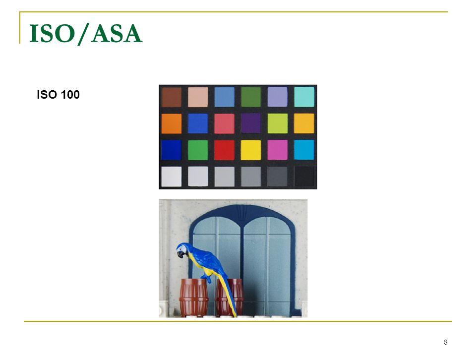 ISO/ASA ISO 100