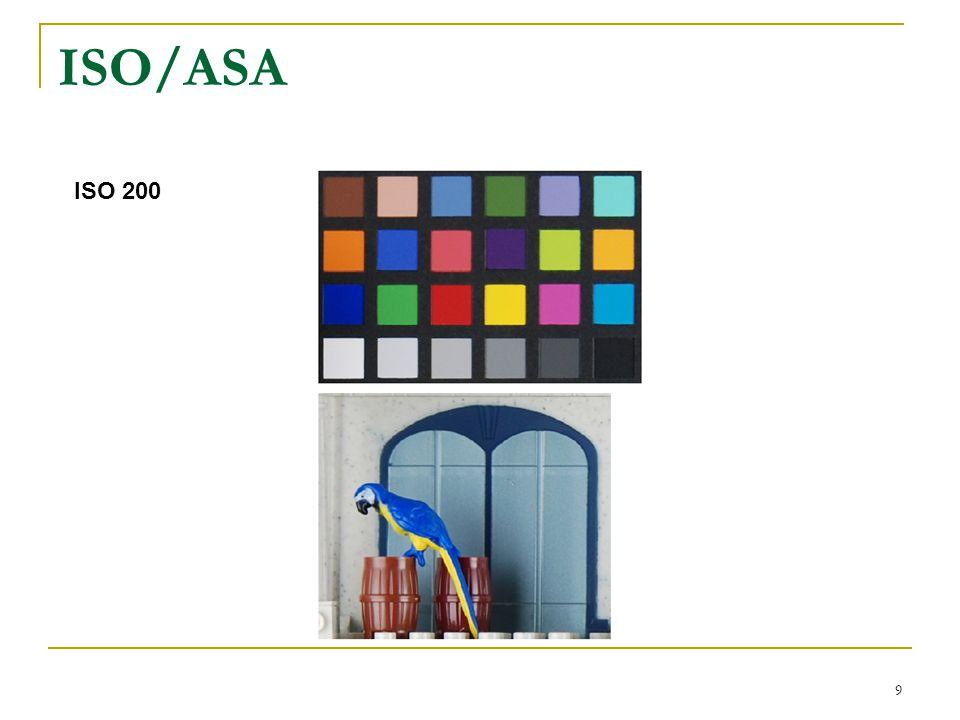 ISO/ASA ISO 200