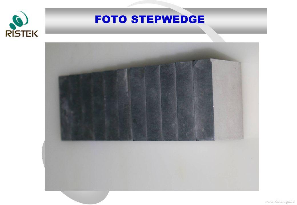 FOTO STEPWEDGE