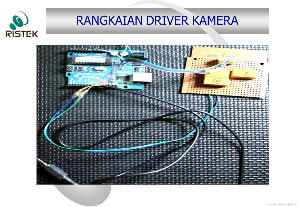 RANGKAIAN DRIVER KAMERA