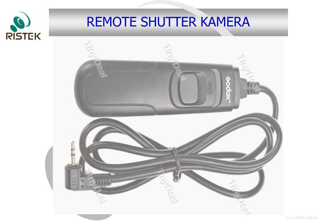 REMOTE SHUTTER KAMERA
