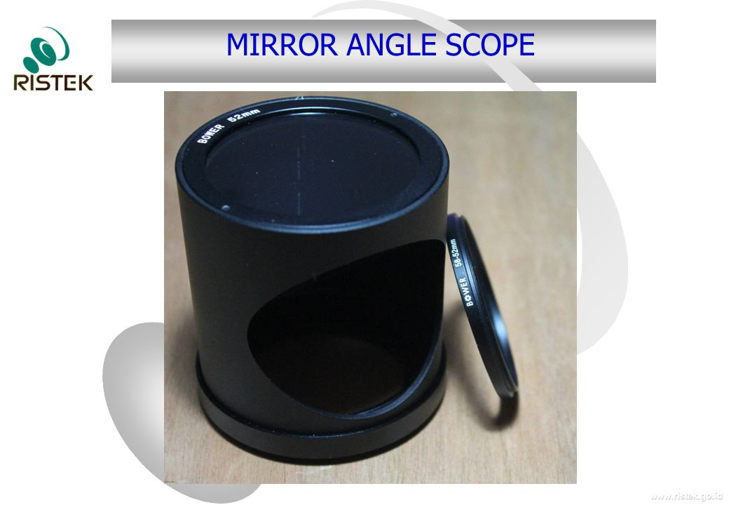 MIRROR ANGLE SCOPE