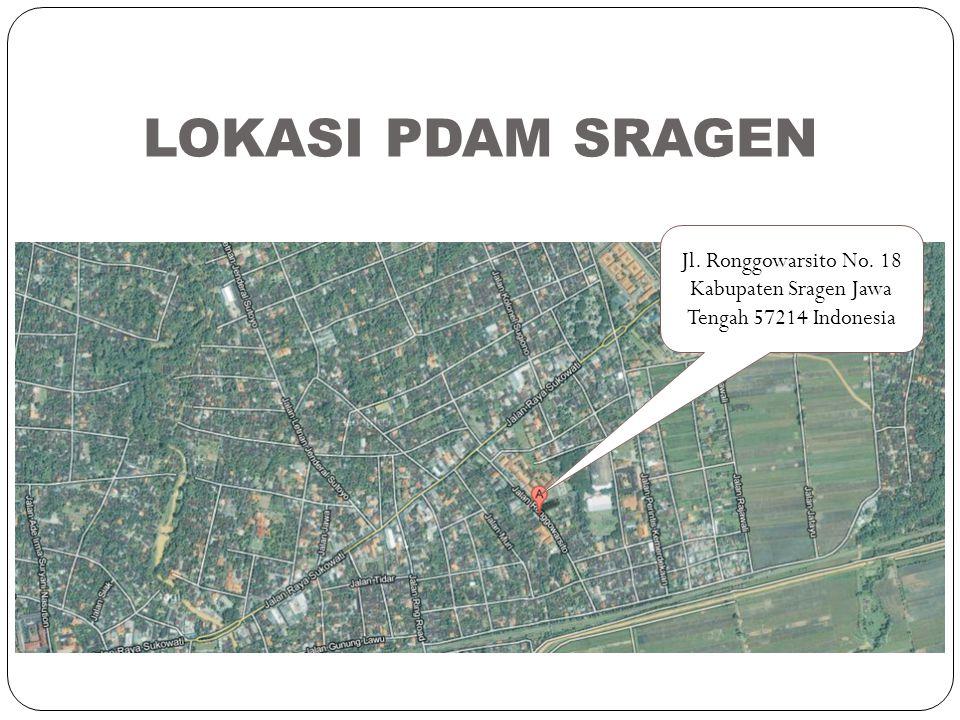 Jl. Ronggowarsito No. 18 Kabupaten Sragen Jawa Tengah 57214 Indonesia