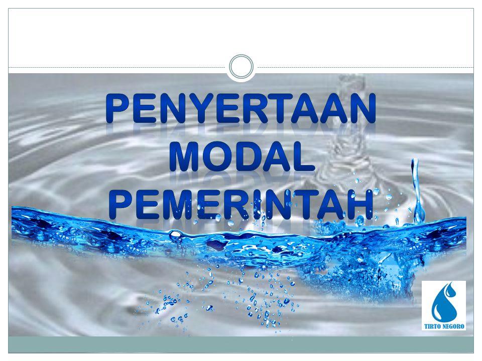 PENYERTAAN MODAL PEMERINTAH