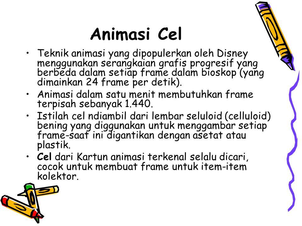 Animasi Cel