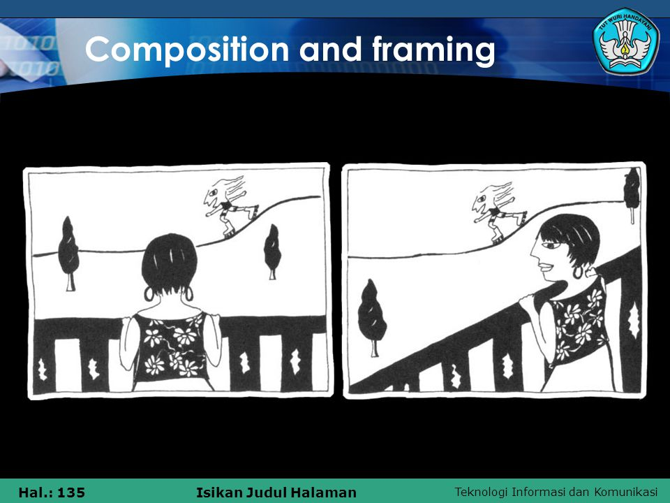 Composition and framing