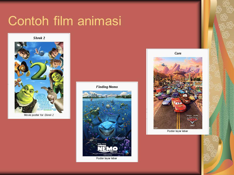 Contoh film animasi