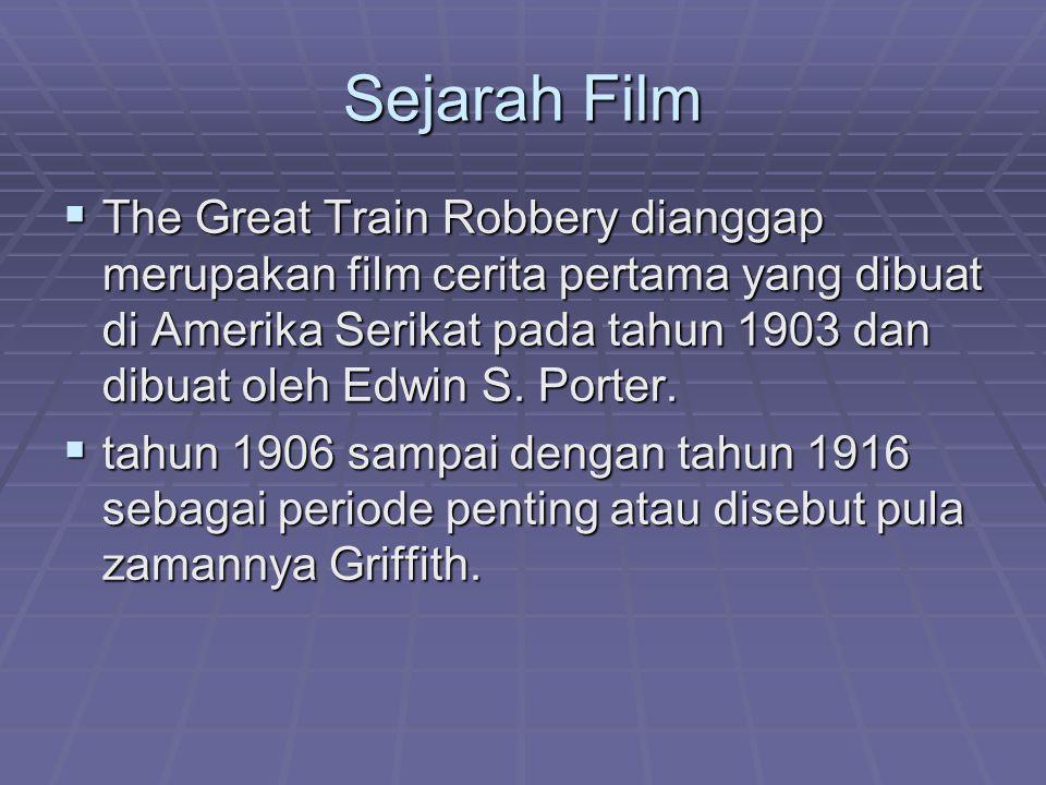 Sejarah Film
