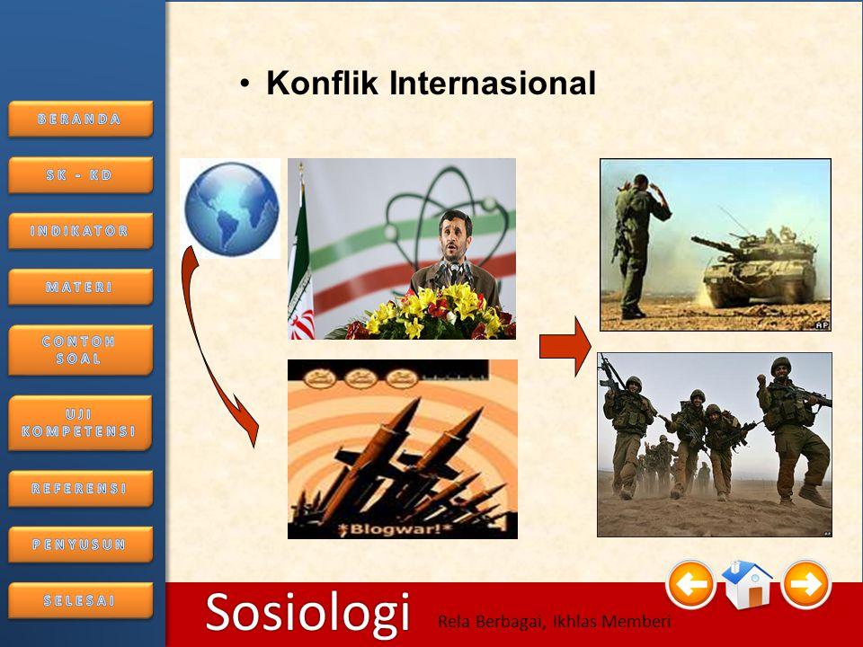 Konflik Internasional