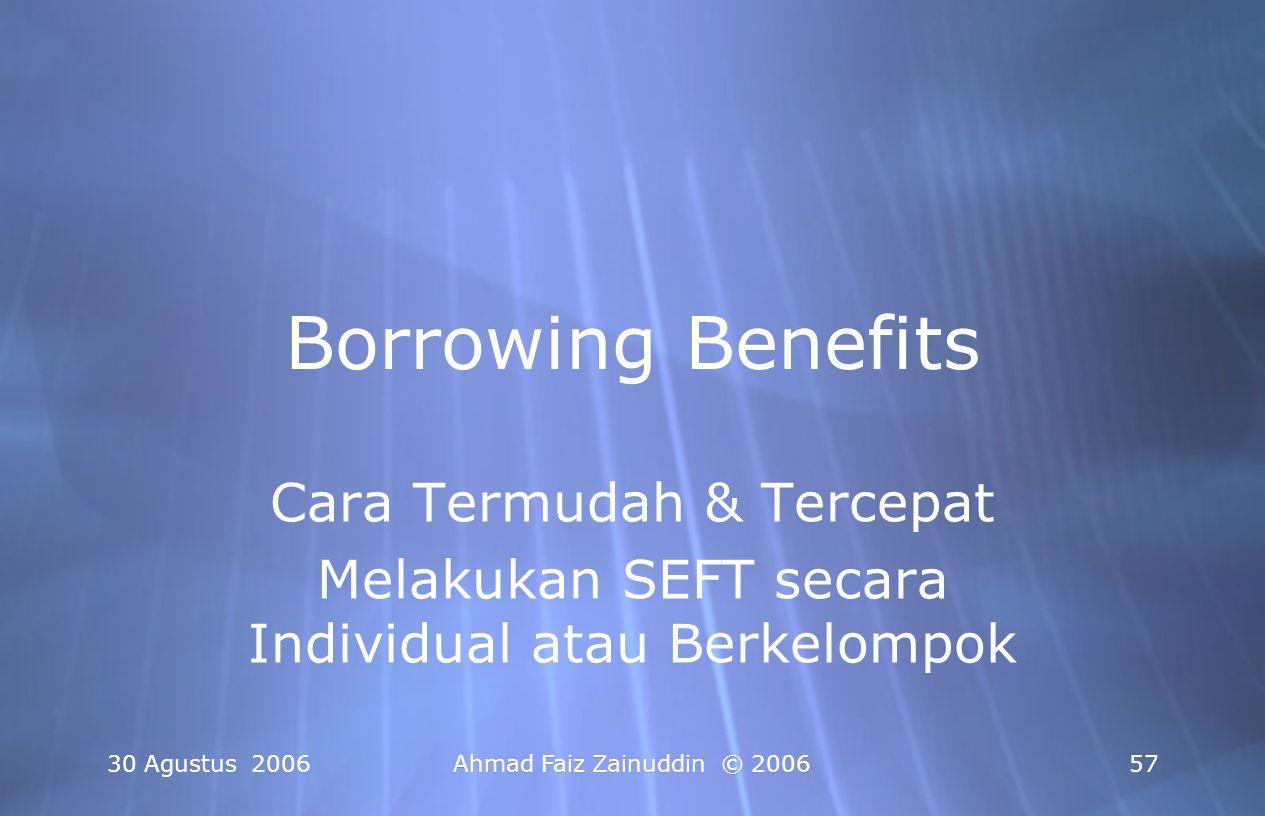 Borrowing Benefits Cara Termudah & Tercepat
