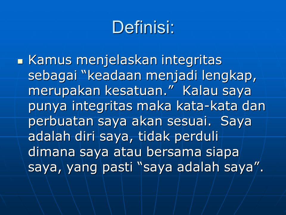 Definisi: