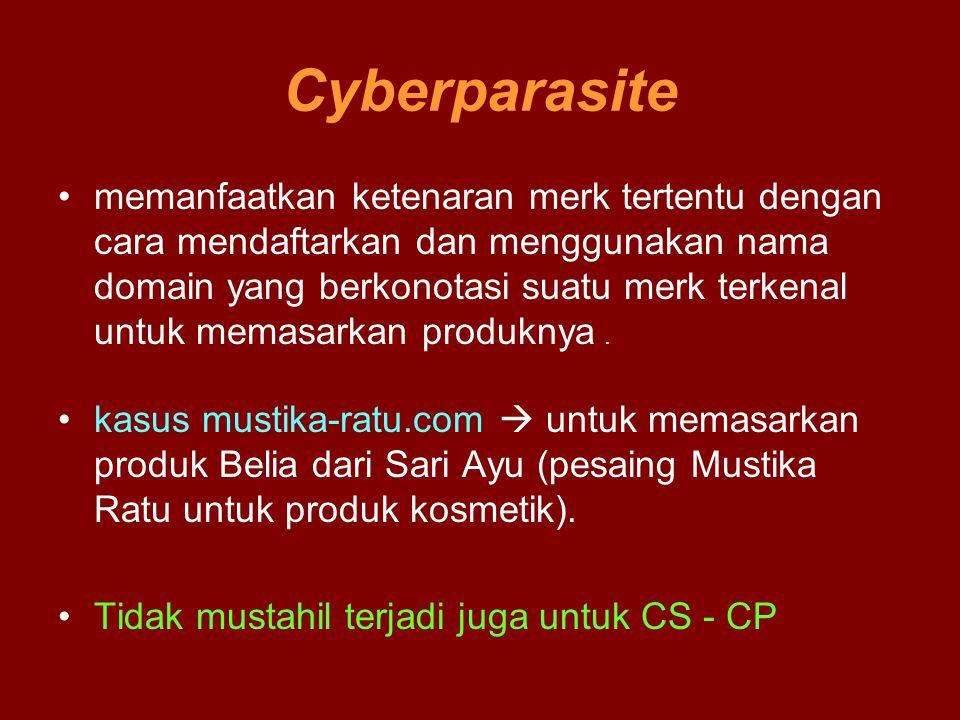 Cyberparasite
