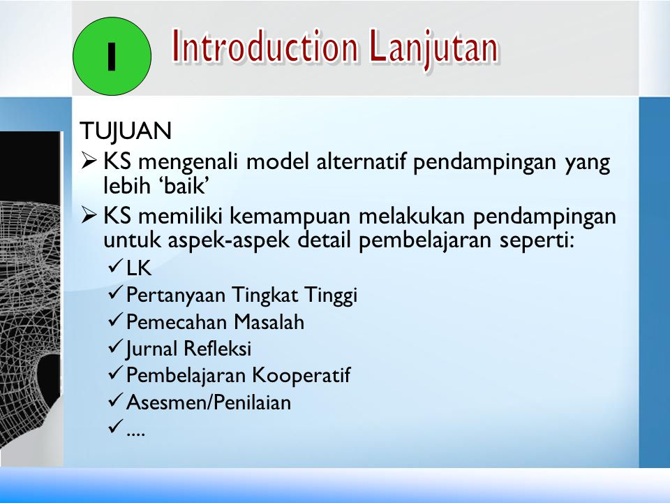 Introduction Lanjutan