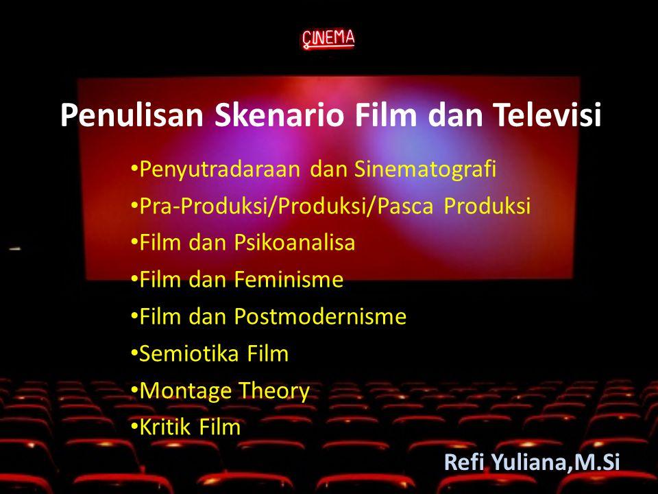 Penulisan Skenario Film dan Televisi
