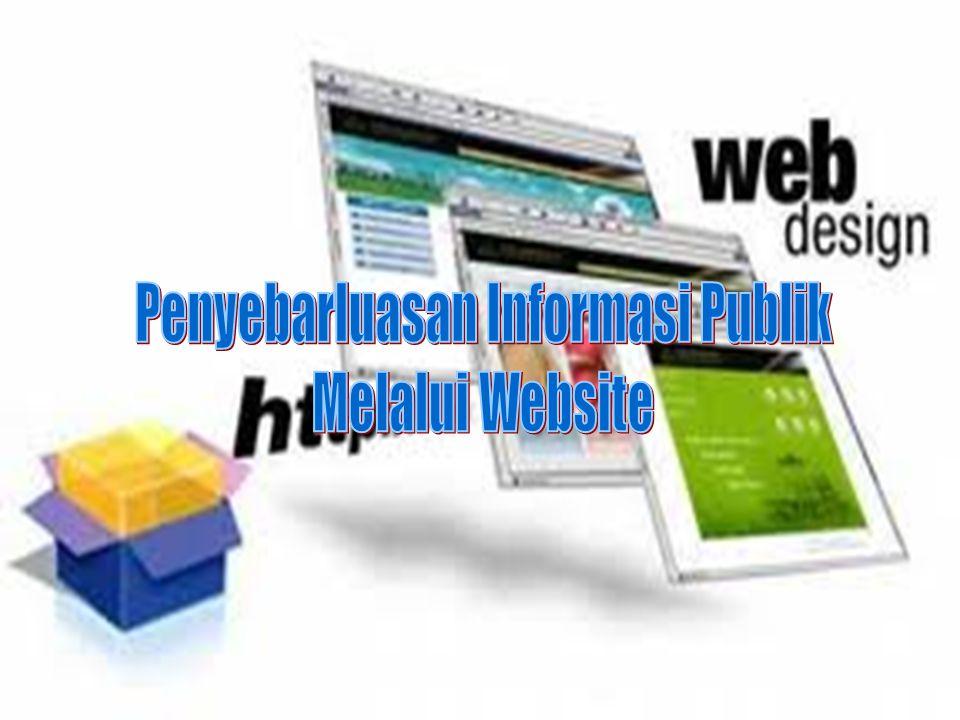 Penyebarluasan Informasi Publik