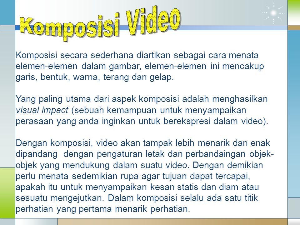 Komposisi Video