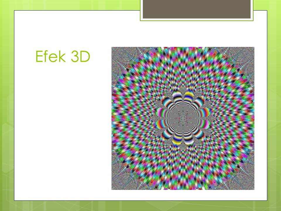 Efek 3D