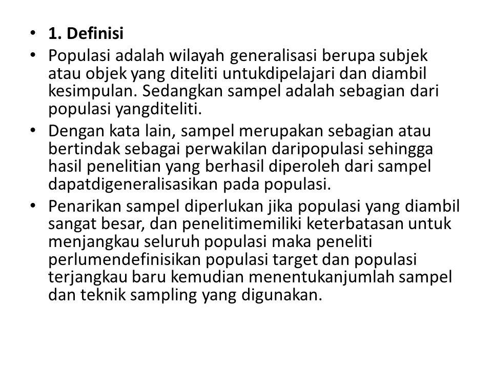1. Definisi