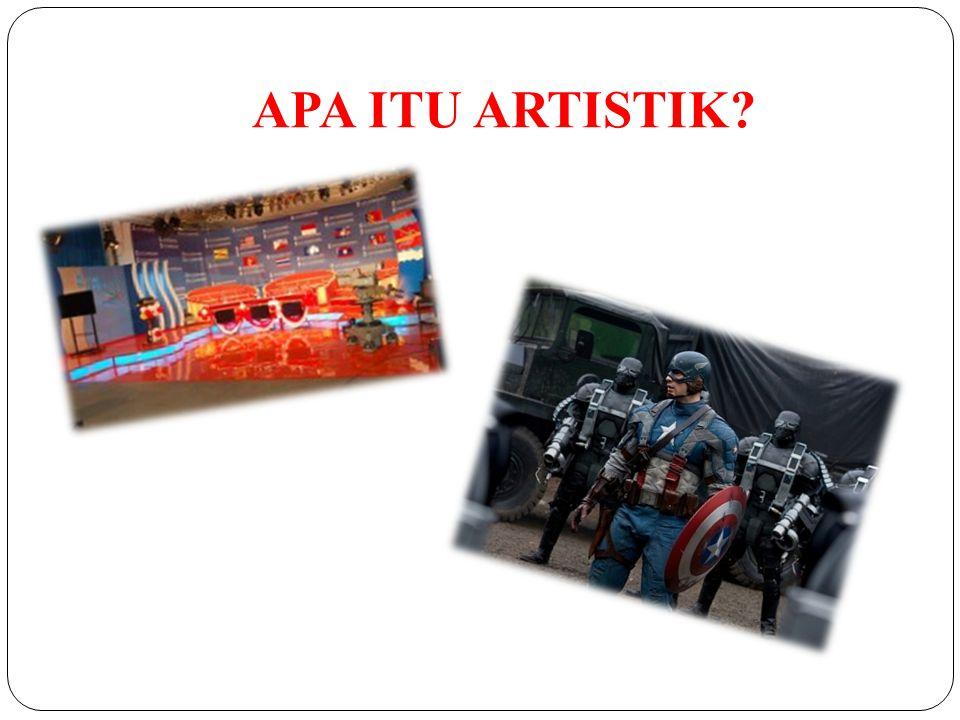 APA ITU ARTISTIK