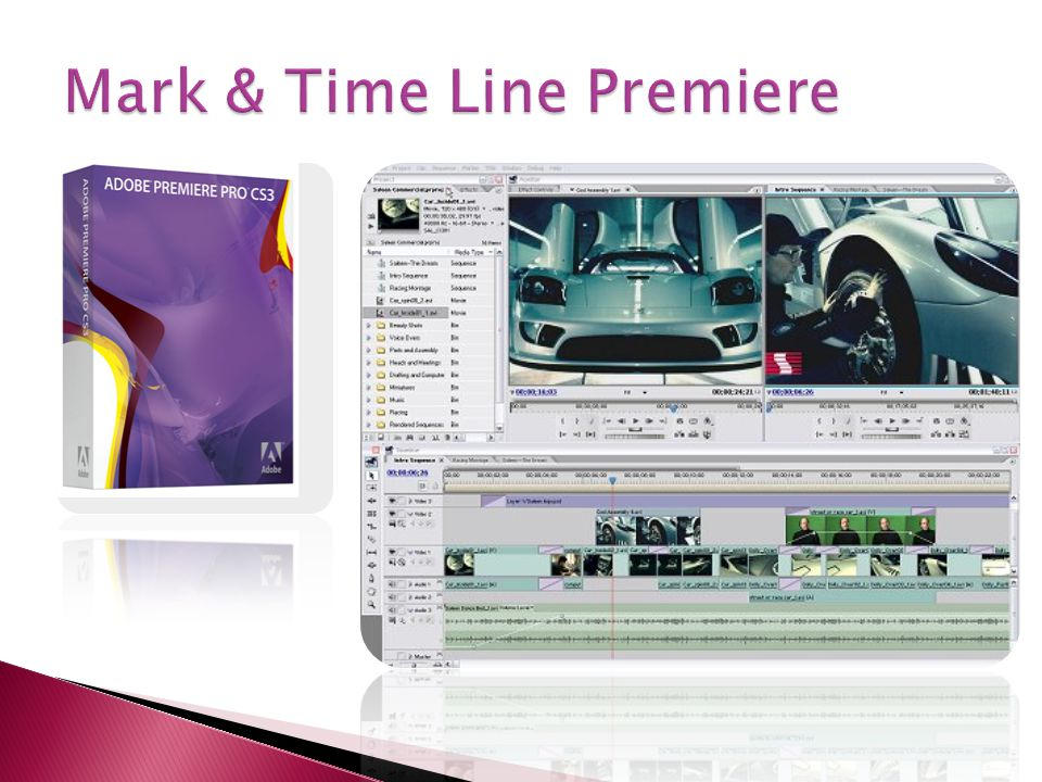 Mark & Time Line Premiere