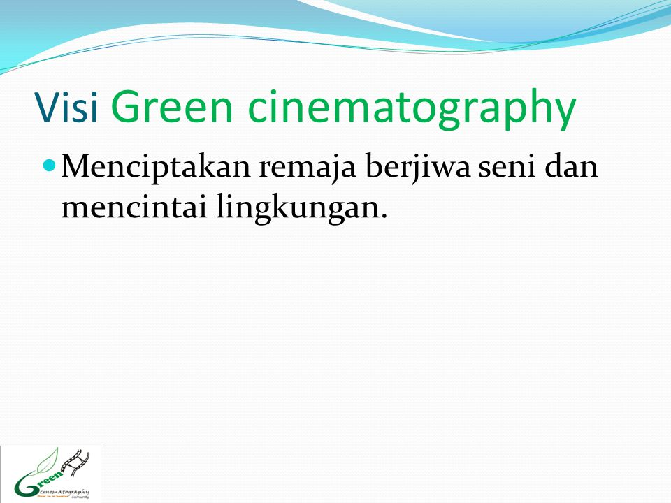 Visi Green cinematography