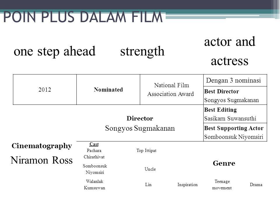 National Film Association Award