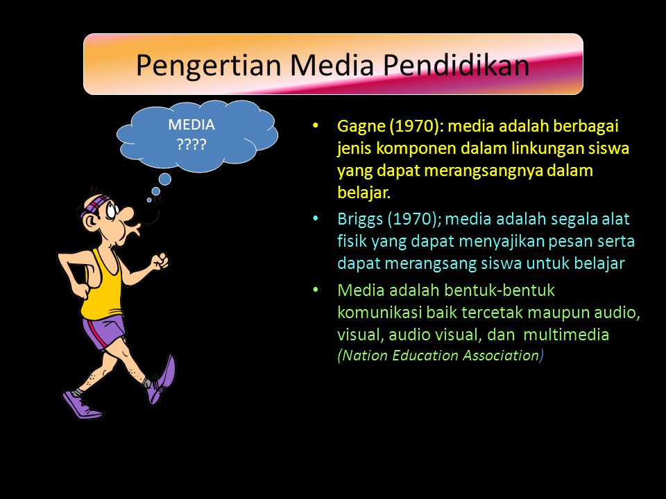Pengertian Media Pendidikan
