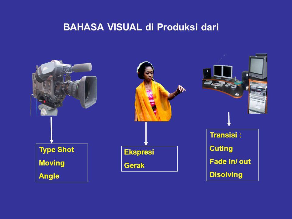 BAHASA VISUAL di Produksi dari