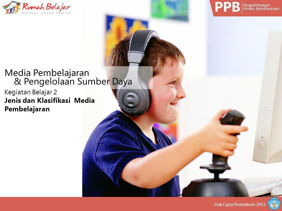 PPB Media Pembelajaran & Pengelolaan Sumber Daya