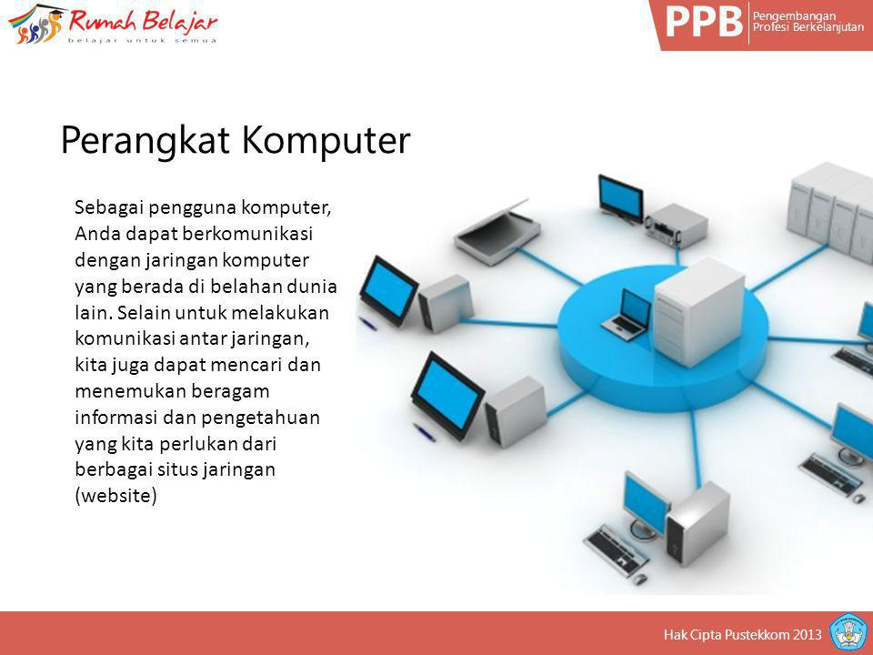 PPB Perangkat Komputer