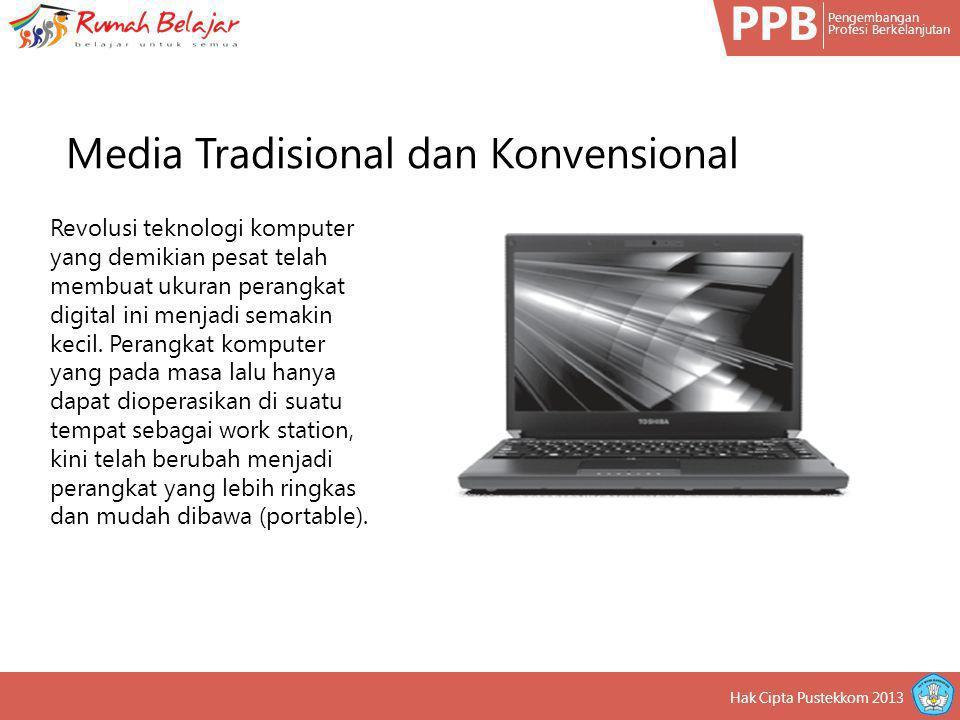 PPB Media Tradisional dan Konvensional