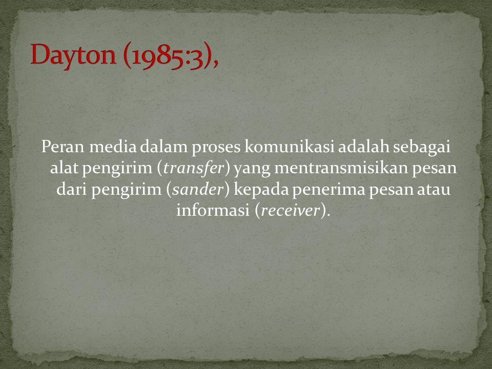 Dayton (1985:3),