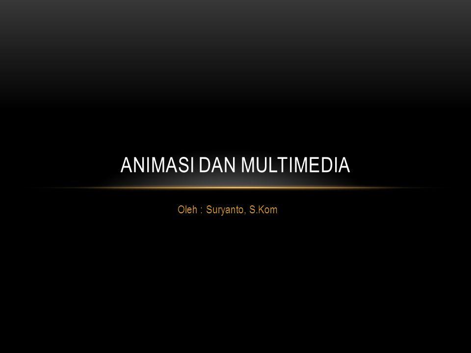 animasi dan multimedia