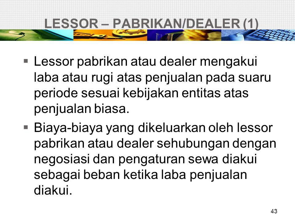 LESSOR – PABRIKAN/DEALER (1)