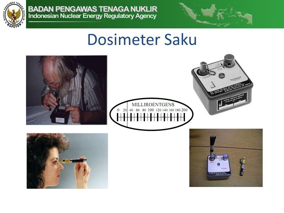 Dosimeter Saku