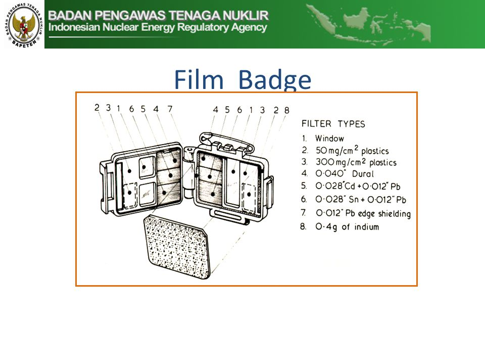Film Badge