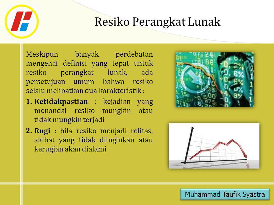 Resiko Perangkat Lunak