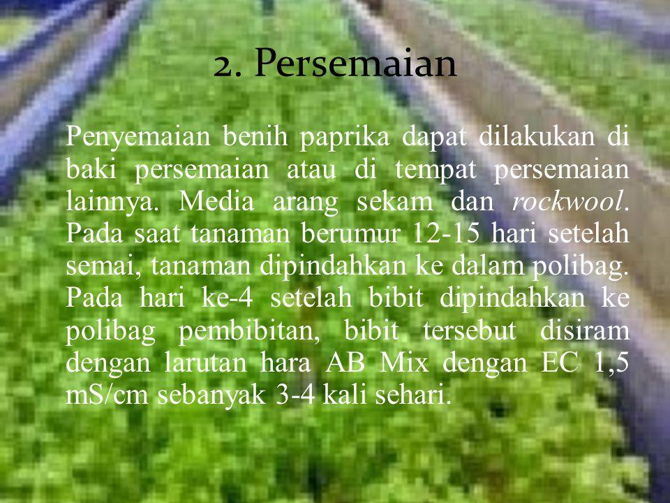 2. Persemaian