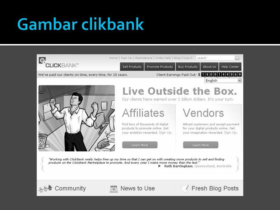 Gambar clikbank
