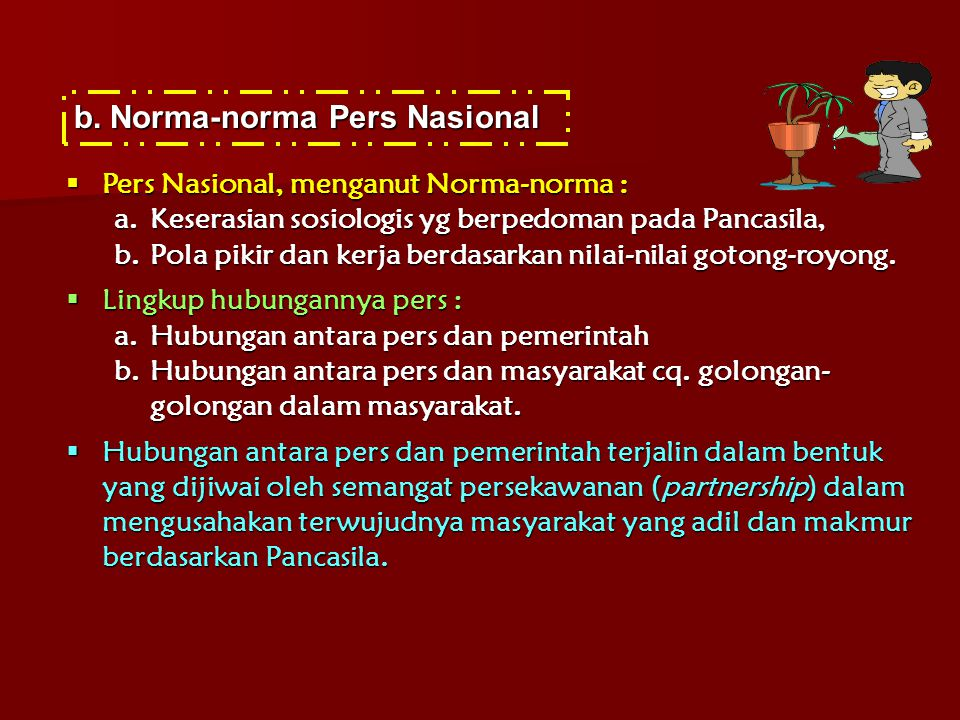 Norma-norma Pers Nasional