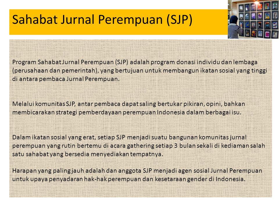 Sahabat Jurnal Perempuan (SJP)