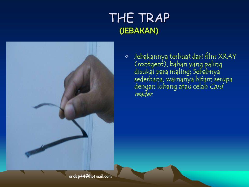 THE TRAP (JEBAKAN)