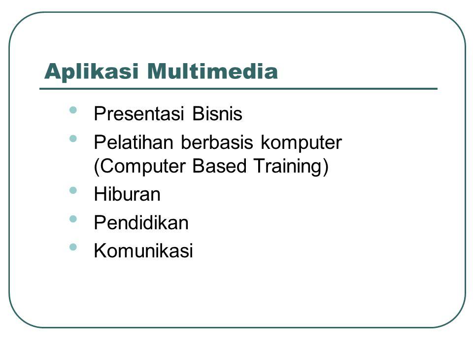 Aplikasi Multimedia Presentasi Bisnis